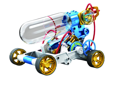 OWI Science Discovery - Air Powered Engine Car | KidzInc Australia | Online Educational Toy Store