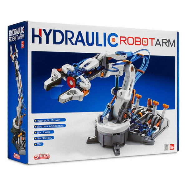 OWI - Hydraulic Robot Arm | KidzInc Australia | Online Educational Toy Store