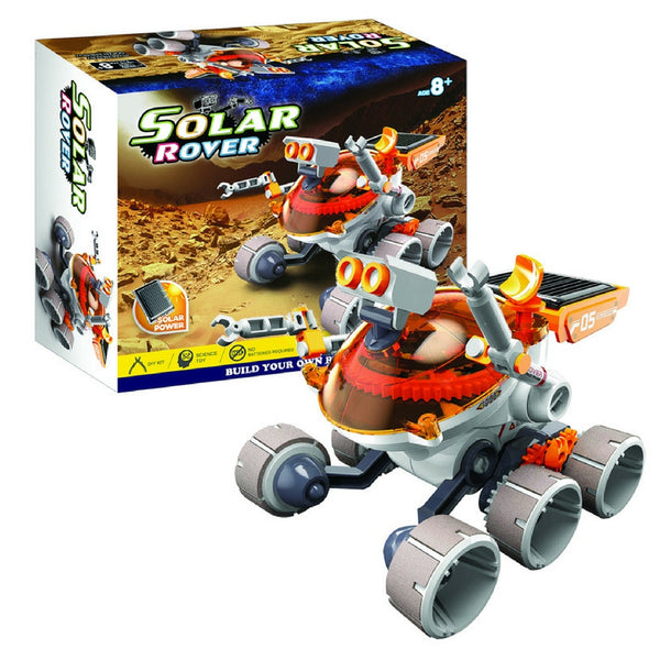CIC - Solar Rover Science Kit | KidzInc Australia | Online Educational Toy Store