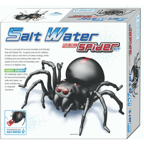 CIC Salt Water Fuel Cell Spider Kit | Science Kit | KidzInc Australia