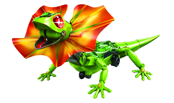 OWI - Frilled Lizard Robot | KidzInc Australia | Online Educational Toy Store