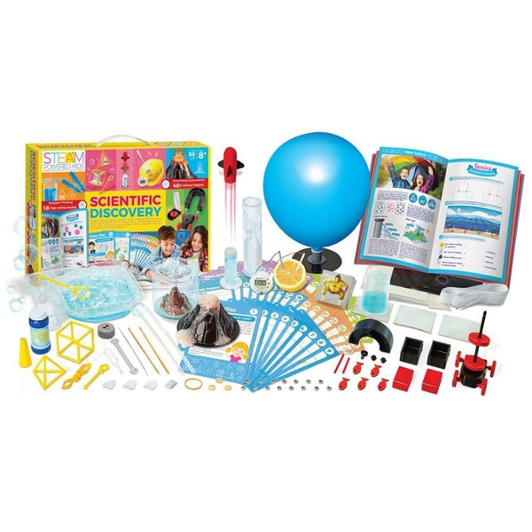 4M STEAM Powered Kids Scientific Discovery Science Kit | KidzInc Australia | Online Educational Toys 2
