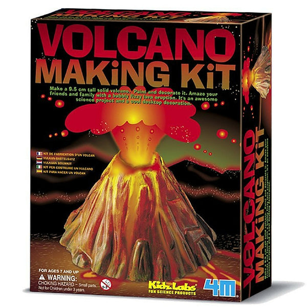 4M - KidzLabs Volcano Making Science Kit | KidzInc Australia | Online Educational Toy Store