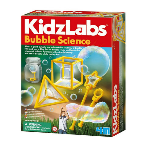 4M - KidzLabs Bubble Science | KidzInc Australia | Online Educational Toy Store