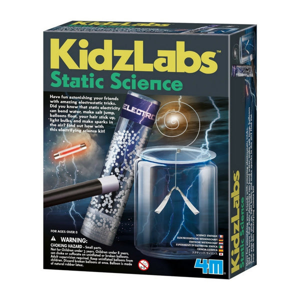 4M - Static Science Kit | KidzInc Australia | Online Educational Toy Store