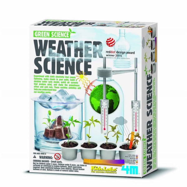4M Green Science Weather Science Kit | KidzInc Australia | Online Toys 3