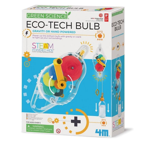 4M Green Science Eco-Tech Bulb Science STEM Kit | KidzInc Australia