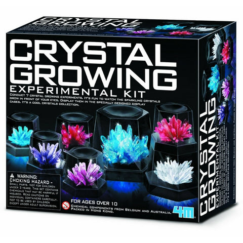 4M - Crystal Growing Experimental Kit | KidzInc Australia | Online Educational Toy Store