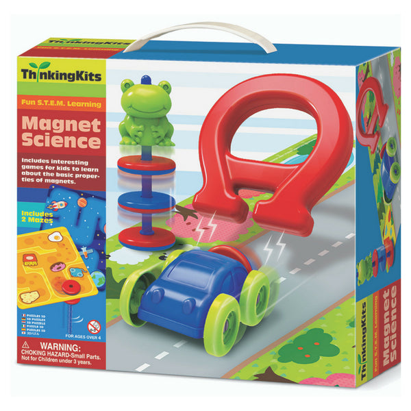 4M ThinkingKits: Magnet Science | KidzInc Australia | Online Educational Toys