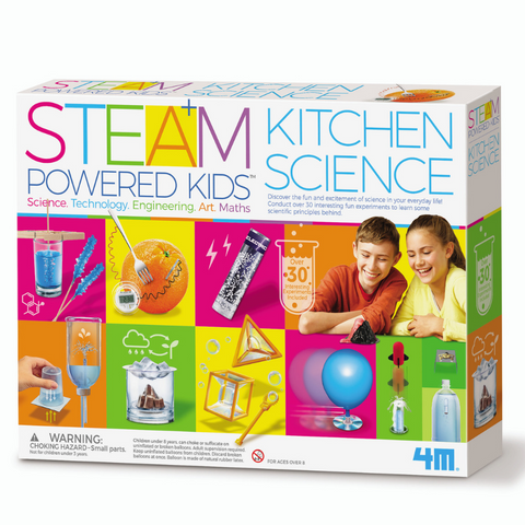 4M STEAM Deluxe Kitchen Science | Kidzinc Australia | Online Educational Toys