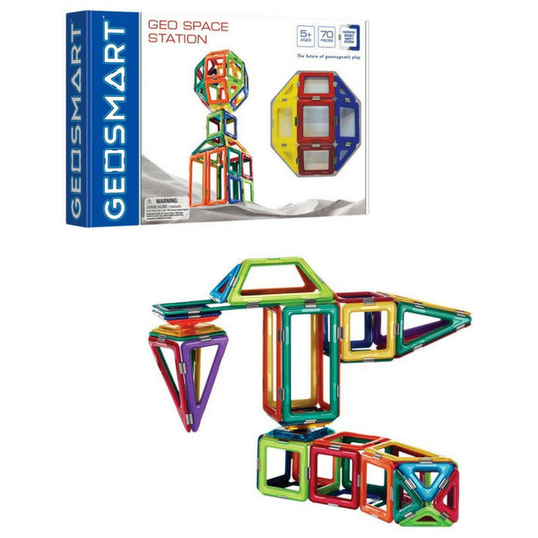 GeoSmart - Space Station | KidzInc Australia | Online Educational Toy Store