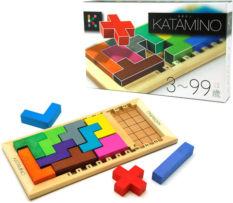 Gigamic - Katamino Classic Game | KidzInc Australia | Online Educational Toy Store