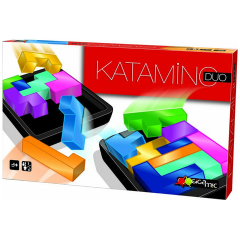 Gigamic - Katamino Duo | KidzInc Australia | Online Educational Toy Store