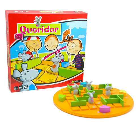 GiGamic - Quoridor Kid Game | KidzInc Australia | Online Educational Toy Store