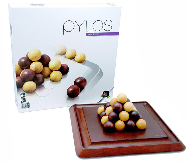 Gigamic - Pylos Classic Game | KidzInc Australia | Online Educational Toy Store