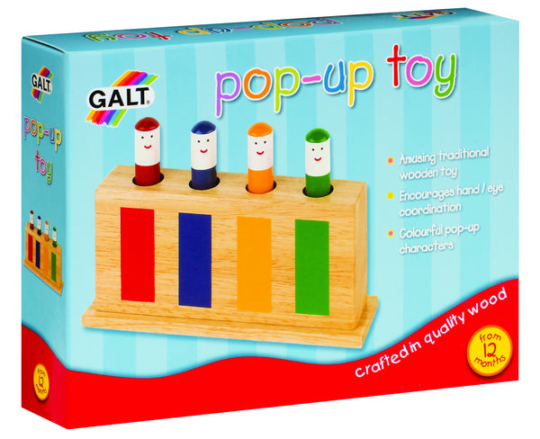Galt - Pop Up Toy | KidzInc Australia | Online Educational Toy Store