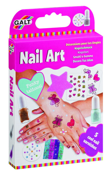 Galt - Nail Art | KidzInc Australia | Online Educational Toy Store