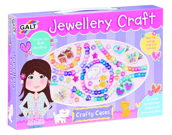 Galt - Jewellery Craft | KidzInc Australia | Online Educational Toy Store