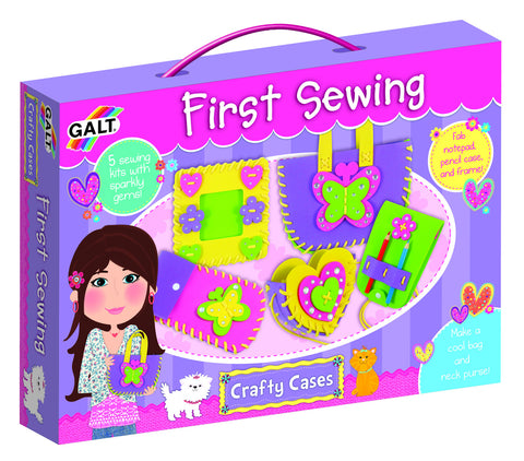 Galt - First Sewing | KidzInc Australia | Online Educational Toy Store