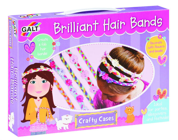 Galt - Brilliant Hair Bands | KidzInc Australia | Online Educational Toy Store
