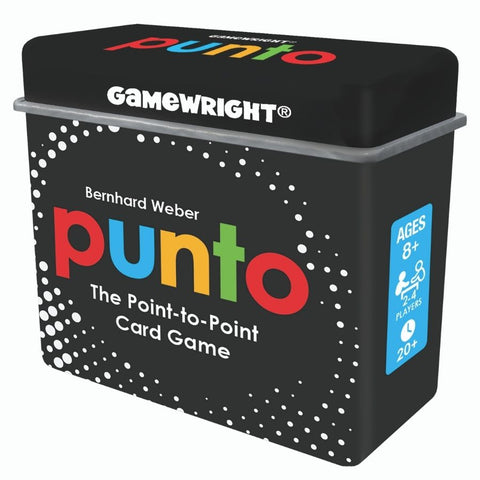 Gamewright Games Punto Card Game | KidzInc Educational Toys and Games