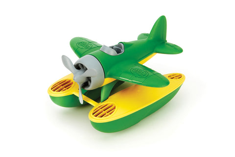 Green Toys - Seaplane - Green | KidzInc Australia | Online Educational Toy Store