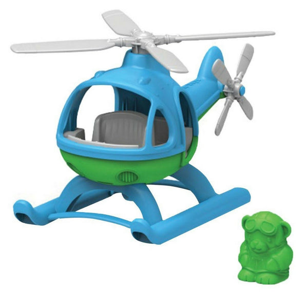 Green Toys - Helicopter | KidzInc Australia | Online Educational Toy Store