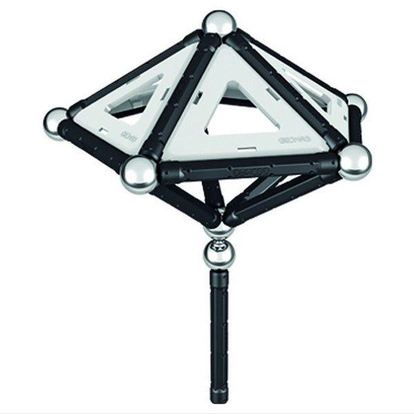 GeoMag - Black and White 104 | KidzInc Australia | Online Educational Toy Store