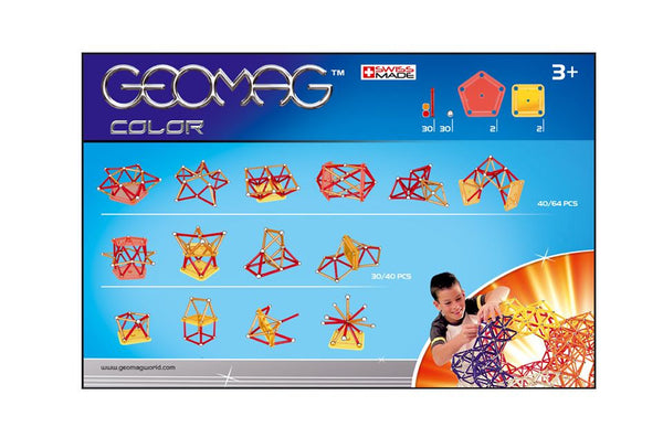 GeoMag - Colour/Color 64 | KidzInc Australia | Online Educational Toy Store