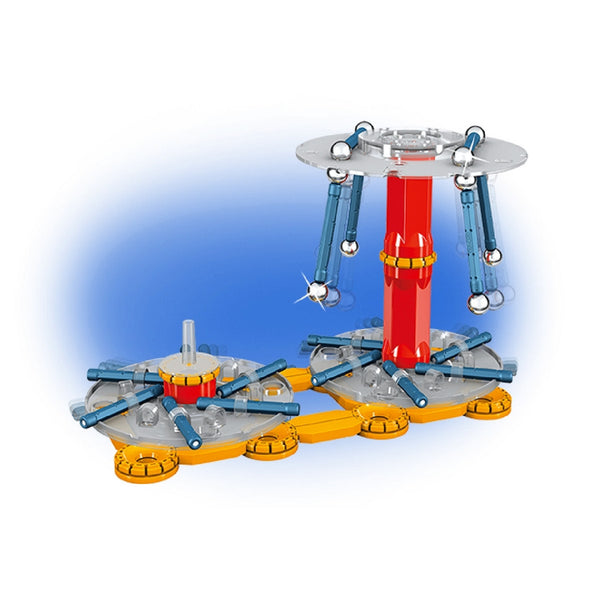 GeoMag - Mechanics 103 | KidzInc Australia | Online Educational Toy Store