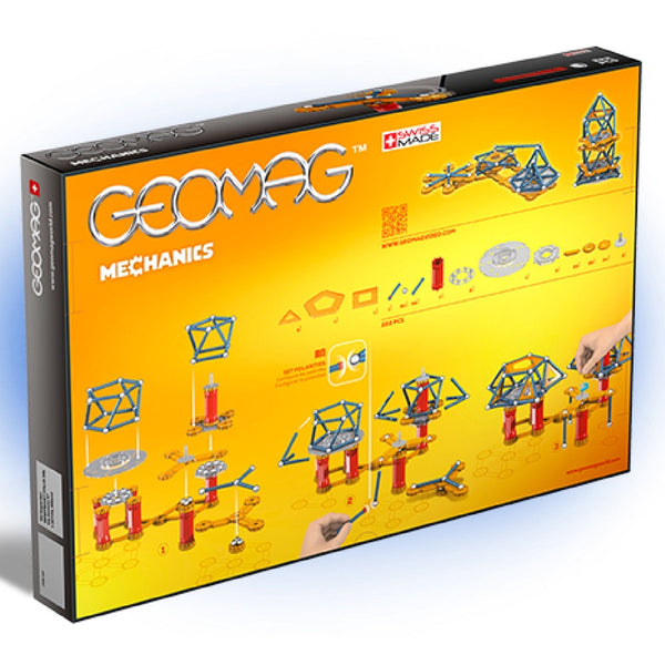 GeoMag - Mechanics 222 | KidzInc Australia | Online Educational Toy Store