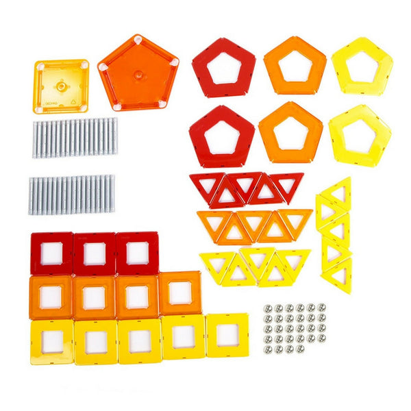 GeoMag - Panels 104 | KidzInc Australia | Online Educational Toy Store