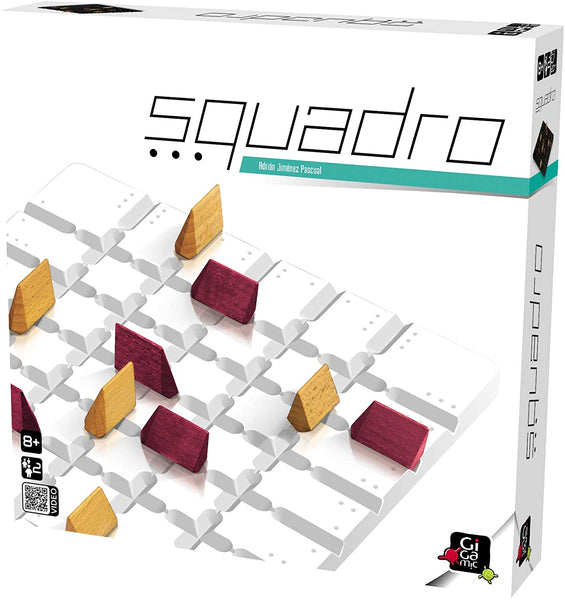 Gigamic - Squadro Game