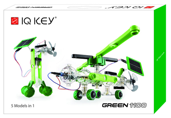 IQ Key - Green 1100 | KidzInc Australia | Online Educational Toy Store