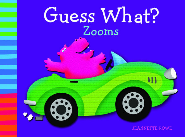 Five Mile Press - Guess What? Zooms | KidzInc Australia | Online Educational Toy Store