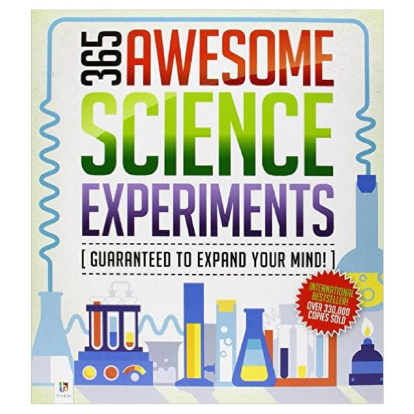 Hinkler Books - 365 Awesome Science Experiments | KidzInc Australia | Online Educational Toy Store