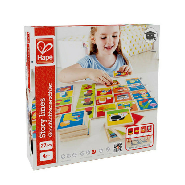 Hape - Story Lines Card Game