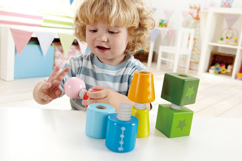 Hape - Twist and Turnables | KidzInc Australia | Online Educational Toy Store