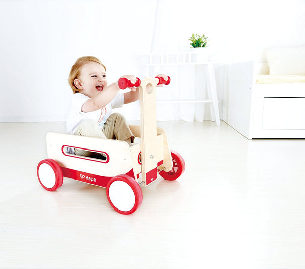 Hape - Wonder Wagon | KidzInc Australia | Online Educational Toy Store