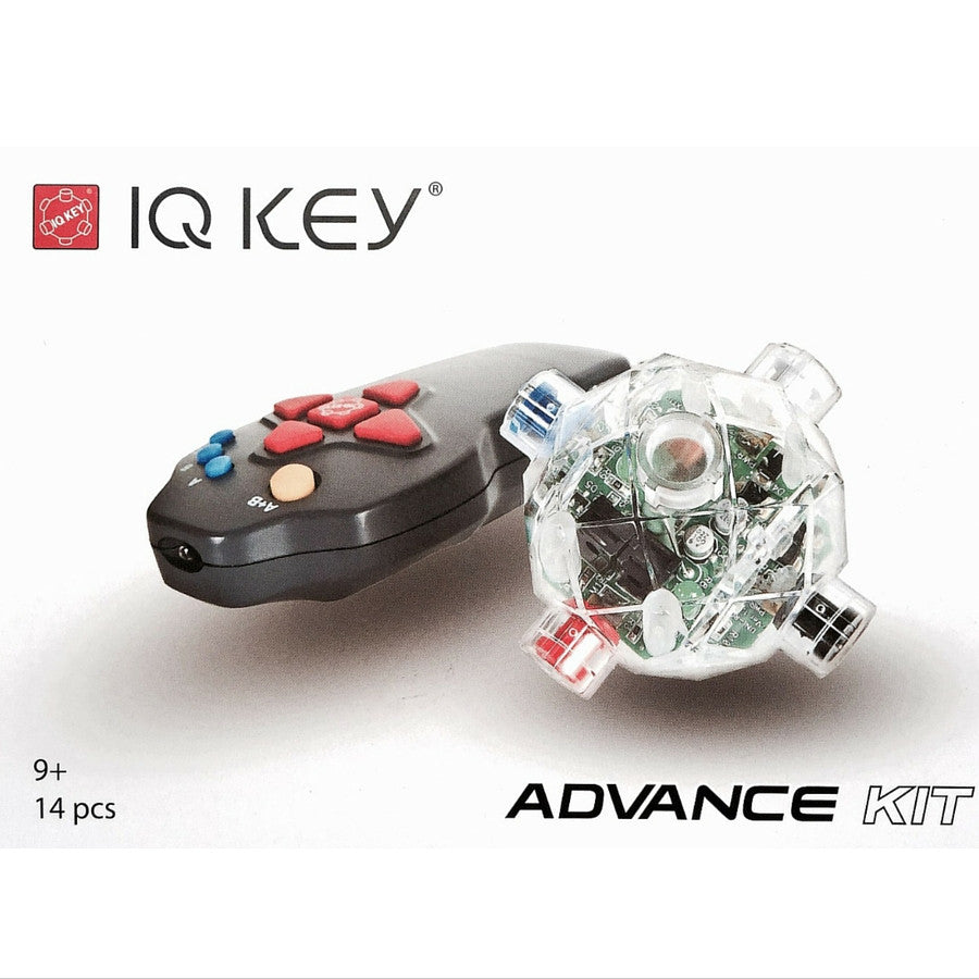 IQ Key - Advance Remote Control and Capsule Kit