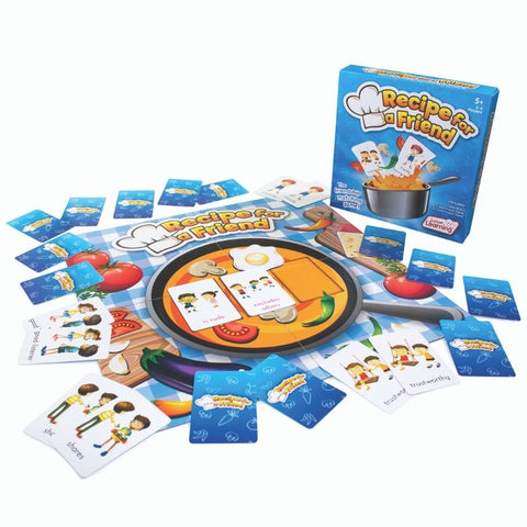 Junior Learning Recipe For A Friend Game | KidzInc Australia