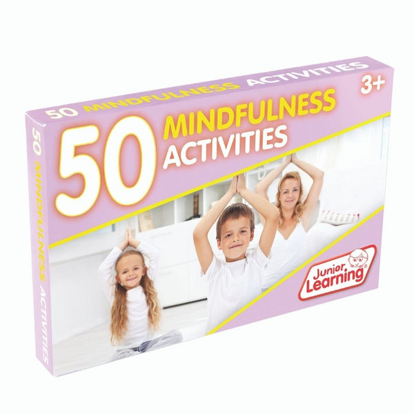 Junior Learning 50 Mindful Activities for Children | KidzInc Australia
