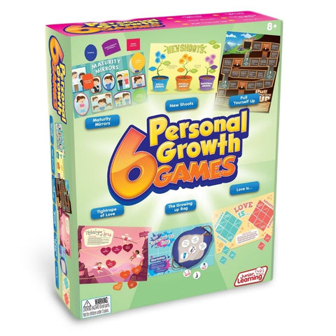 Junior Learning 6 Personal Growth Games | KidzInc Australia