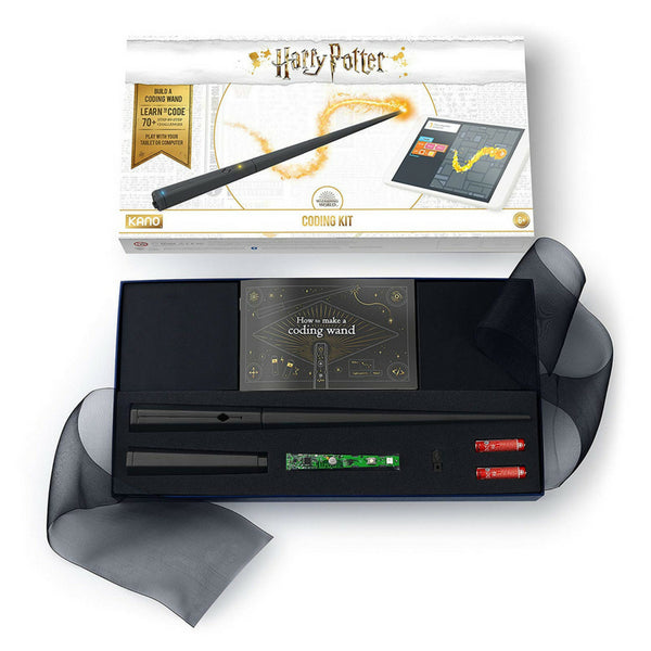 Kano Harry Potter Coding Kit Build a Wand Learn To Code Make Magic 3