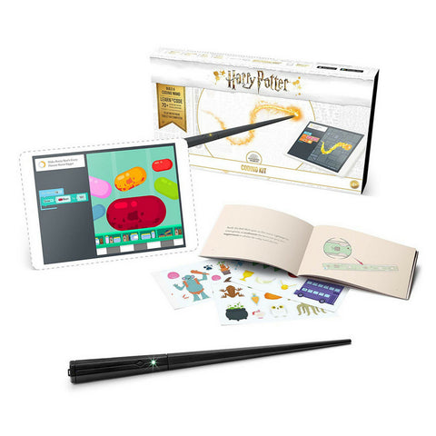 Kano Harry Potter Coding Kit Build a Wand Learn To Code Make Magic