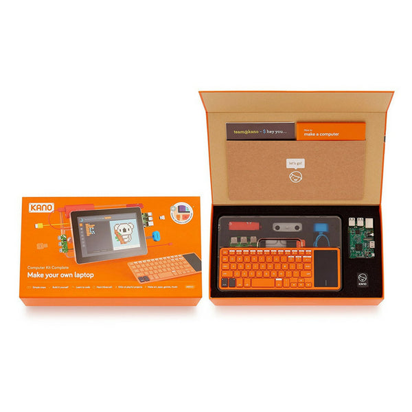 Kano Computer Kit Complete Kit, Make and Code Your Own Laptop |KidzInc Australia | Online Educational Toys 2