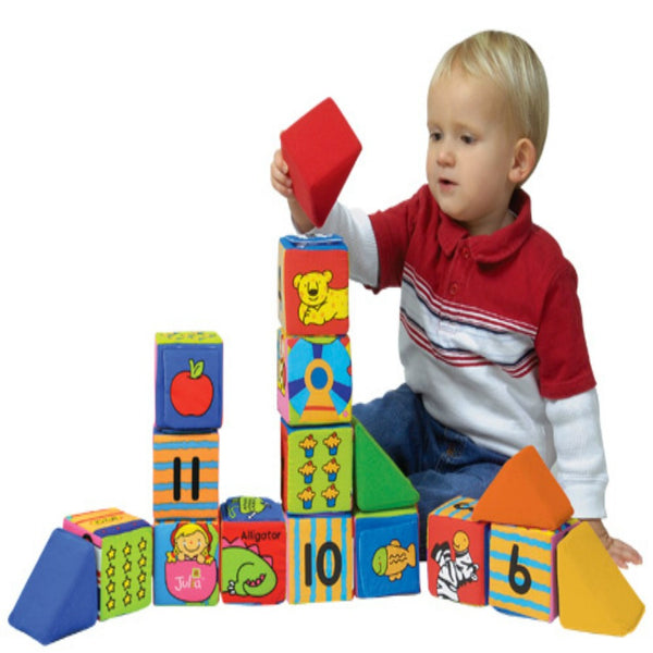 K's Kids - Block 'n' Learn | KidzInc Australia | Online Educational Toy Store