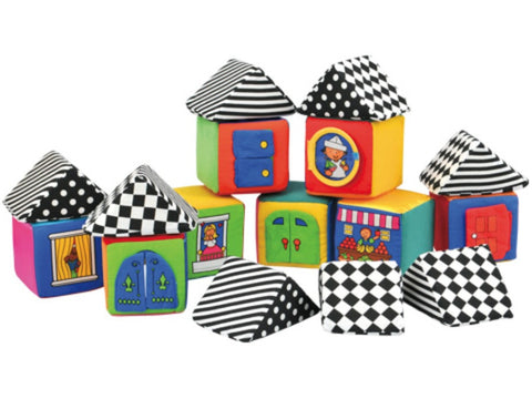 K's Kids - Knock Knock Blocks | KidzInc Australia | Online Educational Toy Store