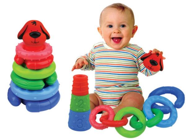 K's Kids - Popboblocs - Pop N Stack | KidzInc Australia | Online Educational Toy Store