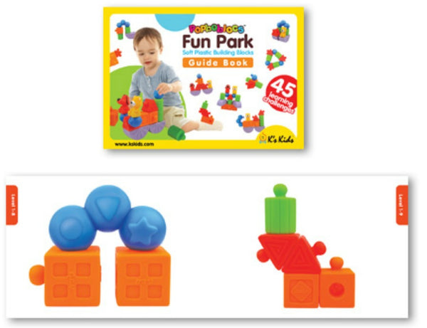 K's Kids - Popboblocs - Fun Park | KidzInc Australia | Online Educational Toy Store